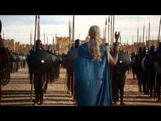 Trono di Spade stagione 3-Daenerys Targaryen si imposessa degli Immacolati-GoT-3 Daenerys-Unsullied