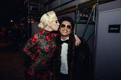 Bruno Mars e Lady Gaga