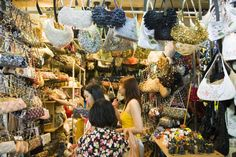 <p>Among the largest markets in the world, Chatuchak seems to unite…