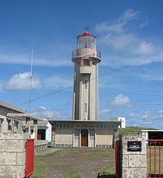 Farol da Ponta do Carapacho, Graciosa