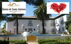 Promoção de São Valentim na Quinta de Santo António a partir de 69€ PAX | Elvas | Escapadelas ®