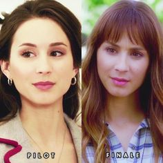 Spencer Hastings-Pilots and Finale/Pretty Little Liars.