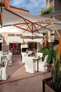 Cavalli Caffè | Saint Tropez       Sophisticated Luxury Blog:. (youngsophisticatedluxury.tumblr.com  http://youngsophisticatedluxury.tumblr...
