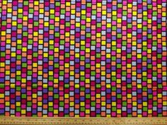 Per 1//4 Metre Makower Patchwork Fabric Kimono Fabric Panel 24x44 Inch