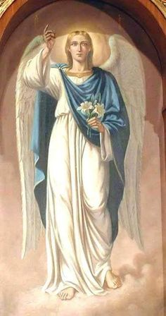 Angels Among Us, Angels And Demons, Seven Archangels, Image Jesus, Saint Gabriel, I Believe In Angels, Angel Pictures, Angels In Heaven, John The Baptist