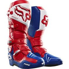 Fox Racing Instinct Libra LE Boots - Closeout - Motorcycle Superstore