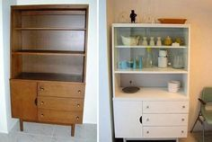 Possibly paint my mid-century hutch?