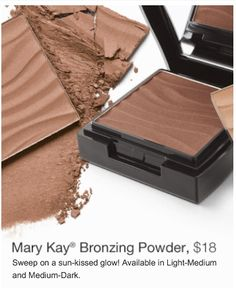 New product!  Www.marykay.com/tdeveaux