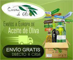 http://www.coronadeolivo.com - Comprar Aceite de Oliva Virgen Extra Online - Comprar aceite de oliva virgen extra online. Prueba los mejores aceites de oliva con envío gratis y descuentos a profesionales. Envíos a Europa   #Compraraceitedeoliva, #aceitedeJaen, #aceitedeoliva