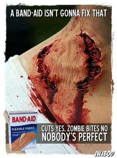 Zombie wounds