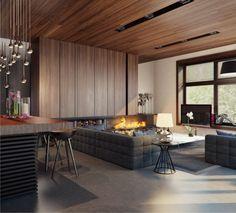 Salon Moderne Design En 47 Idées Par Alexandra Fedorova Nice Look