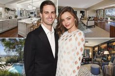 Inside Miranda Kerr and her fiance's $12million mansion