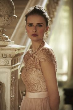 @BHLDN Fall Wedding Collection with a pretty blush gown
