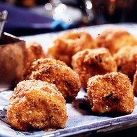 Rachel Ray Chicken Cordon Bleu Nuggets