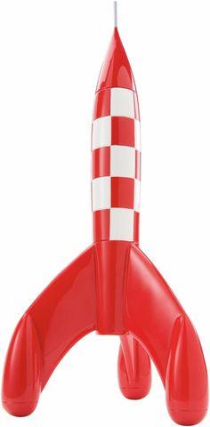 XM-2 Tintin's rocket to the moon