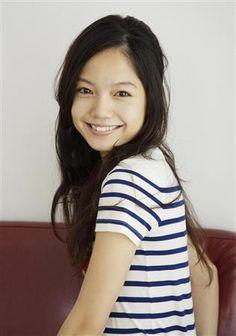 #Aoi Miyazaki #japanese actress #smile