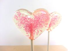 Heart+Lollipops+Pink+Wedding+Favor+Party+by+SweetCarolineConfect,+$12.00