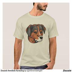 Danish Swedish Farmdog T-Shirt