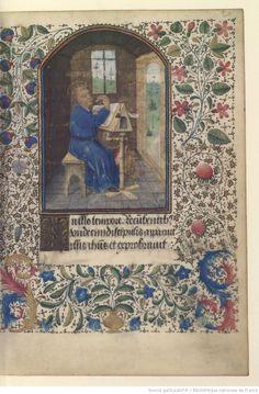 Horae ad usum Pictaviensem, 1455-1460, Bibliothèque nationale de France, Département des manuscrits, NAL 3191