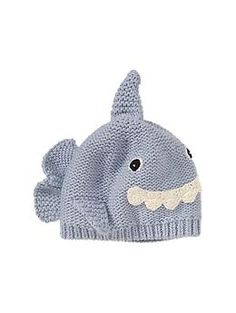 Why wouldn't the baby need a shark hat? | Gap