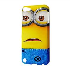 Despicable Me Minions 2 iPod Touch 5 Case Cover | bestiphone5caseshop - Accessories on ArtFire