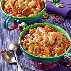 Fast and Easy New ORleans style dishes - Cooking Light