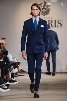 MORRIS HERITAGE SPRING/SUMMER 2016 - STOCKHOLM FASHION WEEK
