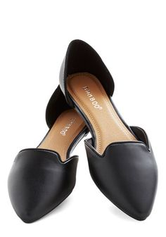 Flats Amore! in Black - these are wicked sharp.  I know where I can get them cheaper, too ~ hah!  E*