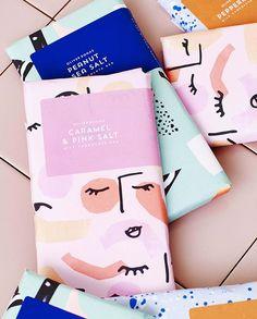 love Parsimonious Portfolio Mailers WANTED: Green Thumbs. Food Packaging Design, Cute Packaging, Packaging Design Inspiration, Brand Packaging, Coffee Packaging, Bottle Packaging, Food Branding, Business Branding, Matisse