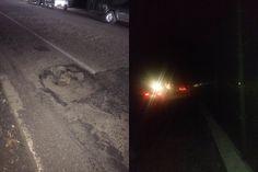 Insuficientes las cuadrillas del Ayuntamiento de Morelia para tapar los hoyos dejados por las lluvias de la semana pasada, mientras que continúa la aparente estrategia de desatender las quejas por ...