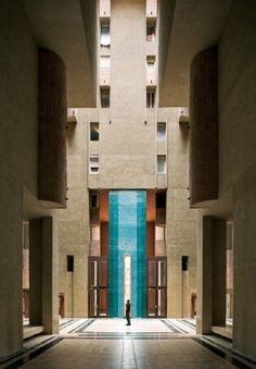 Walden 7 Apartment, Barcelona by Ricardo Bofill Taller de Arquitectura