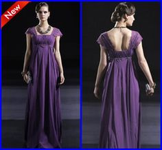 maternity purple bridesmaid dress