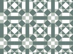 Geometric Floor Tiles for Traditional and Modern Looks - Olde English Tile Collection Encaustic Tile, Super White, Pistachio, Tile Floor, Tiles, Victorian, Flooring, Texture, Traditional