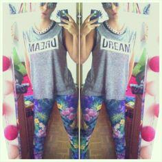 estos son mis leggins favoritos, si lo sé me compro 2!