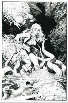 Art by Mark Schultz