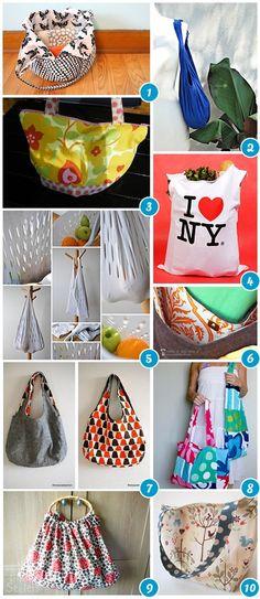 Tote bag DIY ideas
