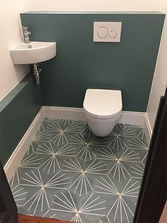 - Home Decor Ideas Small Downstairs Toilet, Small Toilet Room, Guest Toilet, Downstairs Bathroom, Laundry In Bathroom, Wc Design, Toilet Design, Modern Toilet, Bathroom Design Small