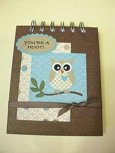 Stampin' With Rachael: bind it all books