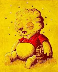 poor poo bear