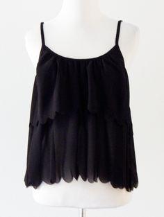 Tautmun - BOWMONT TANK - BLACK, $17.99 (http://www.tautmun.com/bowmont-tank-black/)