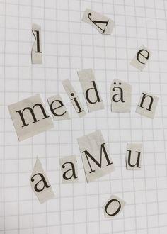 Otsikko sekaisin! Valitse otsikko lehdestä ja leikkaa kirjaimet irti. Sekoittakaa kirjaimet ja ratkaiskaa oikea otsikko. Matkan varrella voi tulla hauskoja vaihtoehtoja! Näytä oppilaille lopuksi oikea otsikko. #aamulehti #sanomalehti #koulumaailma #mediakasvatus #oppituntivinkki Newspaper, Preschool, Calendar, Journaling File System, Kid Garden, Kindergarten, Life Planner, Preschools, Kindergarten Center Management