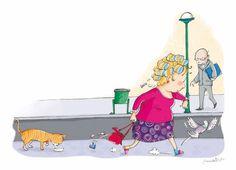 Senyora desastre. BERNADETTE CUXART Woman Illustration, Conte, Toddler Bed, Illustrations, Home Decor, Im A Mess, Child Bed, Illustration, Interior Design