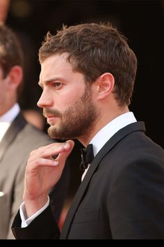 """Acting is instinctual"" #JamieDornan"