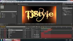 Adobe After Effects CS6 - Projects 3rd Lecture