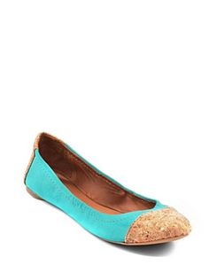 Evia Flats - Resort Shop - Lucky Brand Jeans