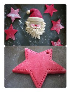 Will make these with the kids for our Christmas tree. | thegluegungirl: November 2011