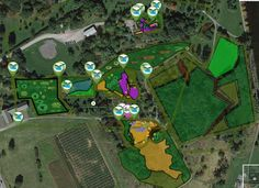 An important goal of YardMap is getting communities talking and working together to improve habitat on a large and connected scale. Here is an example from the Fletcher Wildlife Garden in Ottawa, Ontario. Locate the Fletcher Wildlife Garden in Ottawa, Ontario, at http://app.yardmap.org/map/L3513658 and explore all the participant's sites that help to create this marvelous map mosaic.