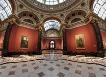 The National Gallery, Trafalgar Square, London housing the works of Turner, Gainsborough, and this summer Titian's Dianna and Callisto Trafalgar Square, London House, European Paintings, Culture Travel, Art And Architecture, Galleries, Britain, United Kingdom, Beautiful Places