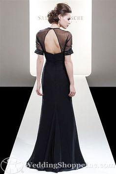 Saison Blanche Evening Gowns 6039