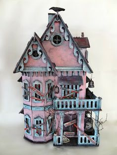 400 Best Diy Haunted Dollhouses My New Lil Obsession D Images